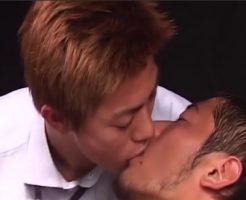 現役ラグビー部の体育会系とジャニ系イケメンの異色のゲイカップルの激しいセックス