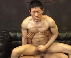 【ゲイ動画 redtube】イケメンで尚且つ、男らしい引き締まったカラダと筋肉がぶつかり合う激しいゲイセックス!