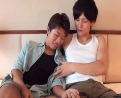 【ゲイ動画 pornhub】圧倒的にBL臭のするイケメンがねっとりキス&セックス!