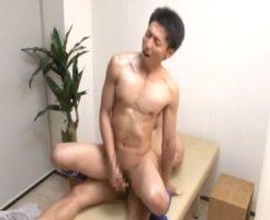 【ゲイ動画 pornhub】男限定のスケベマッサージ店!イケメン達がマッサージを忘れてヤリまくる!
