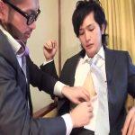 【ゲイ動画 pornhub】イケメンカップルが真っ昼間からホテルで濃厚ゲイセックス!