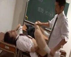 【ゲイ動画 pornhub】イケメン先生と濃厚な保健体育の授業しちゃった!