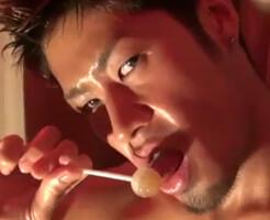 """【ゲイ動画】""""真崎航""""をはじめ、雄度高めのヤツら同士のガチンコファック!体中舐めまわす愛撫たっぷりのセックス2連発!"""