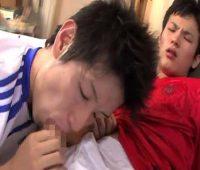 【ゲイ動画 xvideos】イケメンサッカー部の2人組が練習着のままユニセックス!