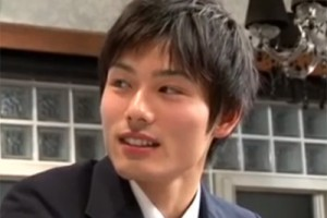 【ゲイ動画 pornhub】高校生BL物語!ノンケでイケメンな後輩を優しく手ほどきするセンパイ♥