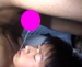 【無修正ゲイ動画】ちんぐり返してセルフ顔射する少年の変態オナニー!